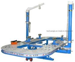 Reparación de carrocerías de automóviles del Sistema de banco de enderezado de chasis Fabricante Car Bench