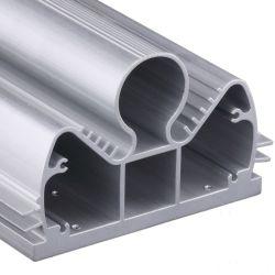 Personalizar el perfil de aluminio/aluminio mecanizado con CNC y tratamiento de superficie