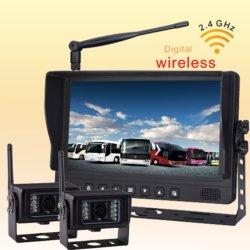 バックアップカメラおよびリヤビューモニタを備えた安全ソリューション