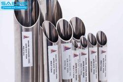 ASTM/DIN/JIS/En/GB/AISIによって溶接される衛生ステンレス鋼の管か管