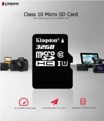 Originele van het Micro- BR van Sdxc USB Klasse 10 van de Stok Geheugen van de Kaart 8GB TF van de Kaart van het CF van het Geheugen Kaart voor Telefoon