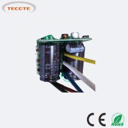 200~750WブラシレスDC自動ポンプモーターコントローラ回路の入力DC12V~50V