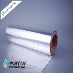 SGS conduits de la membrane en aluminium résistant à la chaleur Film PET VMPET PE stratifié en aluminium pour la ventilation conduit flexible d'échappement flexible