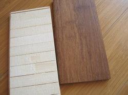 Plancher de bambou 2 épaisseurs de chauffage