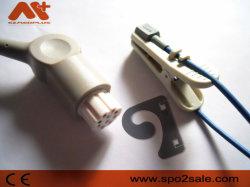 Ge Datex Ohmeda oxy-E4-N clip oreille adulte Capteur de SpO2