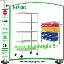 Laminación Metales Acero comerciales estanterías de almacenamiento Rack