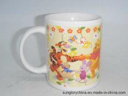 De ceramische Kop van de Thee van de Mok van de Koffie van de Mok van de Melk van de Mok van het Beeldverhaal