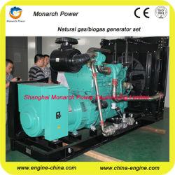 Grupo electrógeno de Gas Natural de 200kw (Cummins NT855)