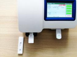 Cia Pct SAA 감염 콜로이드 금을%s 콜로이드 Immunoassay 해석기 하나 단계 시험