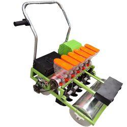 Kundenspezifischer 4-8 Reihen elektrischer Gemüsesaatmaschine mit rechtzeitigem Service