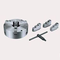Il rotolo magnetico del corpo di acciaio blocca il mandrino nel mandrino 3-Jaw