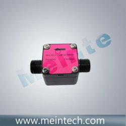 Sensor de caudal de Engrenagem Oval Micro