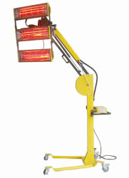 Lámpara de infrarrojos/reparación de automóviles de alquiler de equipos de secado de pintura