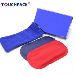 Nylon warm en koud gel-pakket therapiewrap voor pijn, spierpijn, Stress Relief Belt voor lage rug, elleboog, knie, enkel, been, Schouder, arm