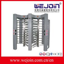 Elevadores eléctricos de alta segurança toda a altura da barreira catracas Gate para Hotel