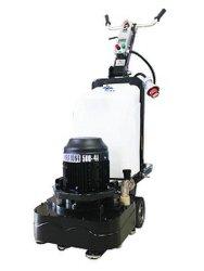 Alta Qualidade polimento eléctrico concreto Máquinas Triturador úmido e Polidora