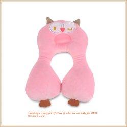 Мультфильм животных малыша подушки спальные подголовник горловины защиты U-образный подушки сиденья