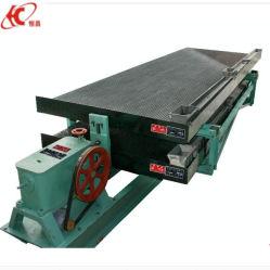 Konzentrator-Anlageen-Aluminiumzinn-Erz, das Gerät für das Rütteln des Tisches trennt