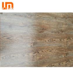 Prix bon marché le plancher en bois de matériaux de construction carrelage de sol stratifié