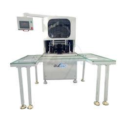 창과 도어용 CNC 자동 PVC 프로파일 코너 클리너
