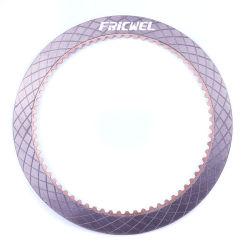 Substituição da embreagem de disco de fricção do disco de cobre preço de fábrica de discos de fricção de material de cobre