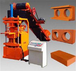Le sol argileux hydraulique écologique machine à fabriquer des briques de bloc de verrouillage