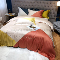 Nuovi miscela del coperchio del Duvet di stile di buona qualità & colore California&#160 di seta 100% comodo della corrispondenza; Re Bed