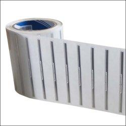 ISO18000-6C EPC Gen2 Rolo de papel adesivo RFID UHF Etiqueta da Biblioteca para reservar/Documentos