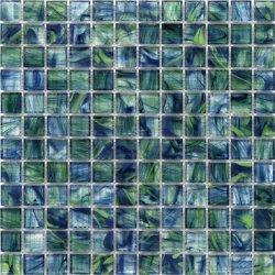 Het moderne Mozaïek van het Glas van de Tegels van het Zwembad van de Architectuur Decoratieve