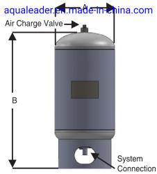 13 ons Tank van de Uitbreiding van de Gallon de Multifunctionele voor Toepassing Commerical