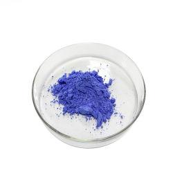 Fabricante de Alimentación el 99% de péptidos de cobre Ghk-Cu/Ghk péptido cosméticos polvo Cu