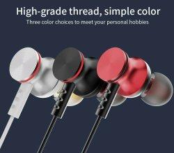 R11 Universele compatibiliteit schokkende 4D Sound bekabelde oortelefoon