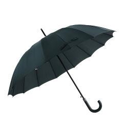 Der New Germany Gerader Griff Kunststoff Crook Griff mit PU Beschichtung Golf Regenschirm