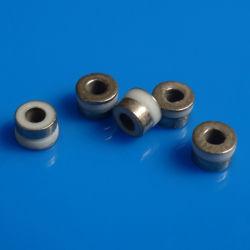 Mit kleinem Durchmesser technische industrielle 96% Tonerde metallisierte keramische Öse