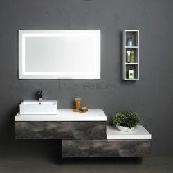 Sp-8430 italiano moderno cuarto de baño en la pared de la Vanidad