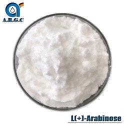 Polvere cristallina all'ingrosso qualità stabile alla rinfusa L-arabinosio