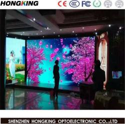P3.91 farbenreiches elektronisches INNENMIETSMD imprägniern den Vorstand, der LED-Bildschirmanzeige bekanntmacht