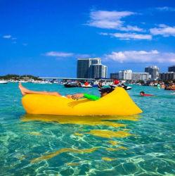 Tumbonas Sofá inflable Portable Saco de dormir en el exterior de aire de playa Bolsa perezoso