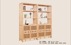 Китайский Новый дизайн мебели твердых деревянный шкаф деревянные рамы Bogut старинной дисплей полки