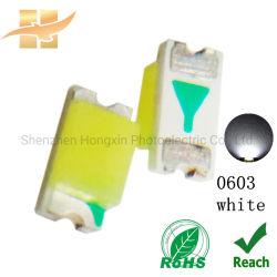 0603-0.6t 高出力 SMD LED 白色光 EPISTAR チップ SMD