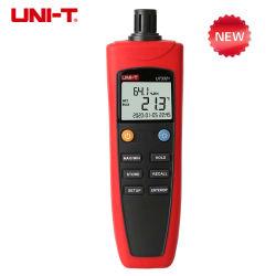 مقياس الرطوبة الرقمي ذي الحرارة الحرارية-الهالبشر الذي يتم التعامل معه عبر UNI-T Ut332+