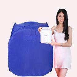 Mini portable Sauna Salle de bains pour une personne