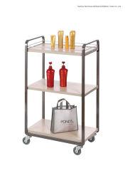 Fer à repasser Salle de bains étagère rack de stockage Présentoir Shampooing cosmétiques titulaire