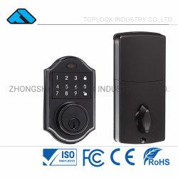 Codeの安全なKeypad Door Lock Electric DIGITAL Deadbolt