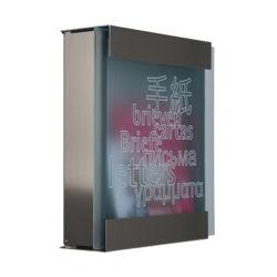 Ss-070SMB fabriqués en Chine La sculpture de boîte aux lettres boîte aux lettres pour les Appartements Appartement verrous