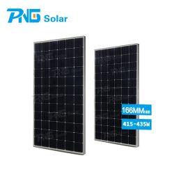 Моно 420W 425 Вт 430W индивидуальные солнечной энергии фотоэлектрических модулей для крепления кузова