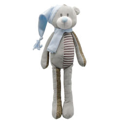الأطفال الذين ينام هدية 30 سم الدب الناعم والبلش بالحيوان أدوات لعبة الأطفال