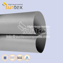 Fácil limpieza revestimiento de PTFE de tela de fibra de vidrio tejido resistente a productos químicos