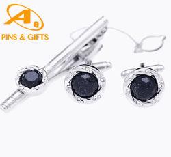 Individuelle Kleidung Accessoires Gravierte Metall Handwerk Manschettenknöpfe Manschettenknöpfe