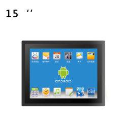 """Android 7.1 Система Rk3288 материнская плата 15""""дюймовых планшетных ПК Android панели установлен встроенный промышленного компьютера"""